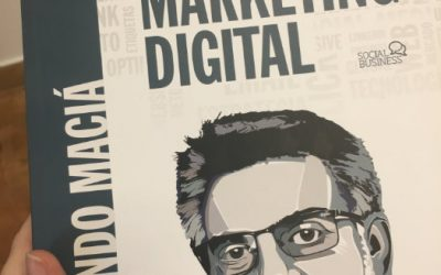 Libro: Estrategias de Marketing Digital de Fernando Maciá