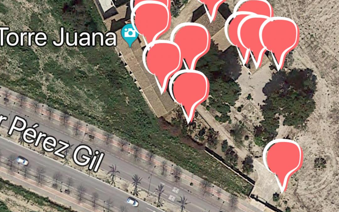 Torre Juana cuenta su historia con tecnología Blabup