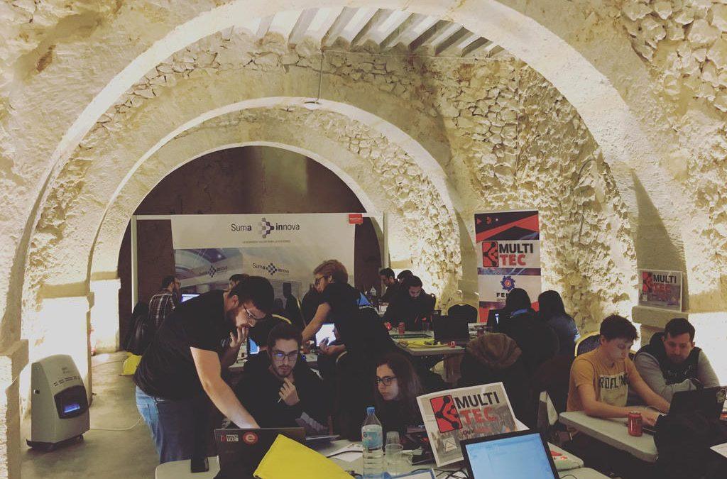 Google Hash Code 2019 en Torre Juana OST, una fiesta de talento informático