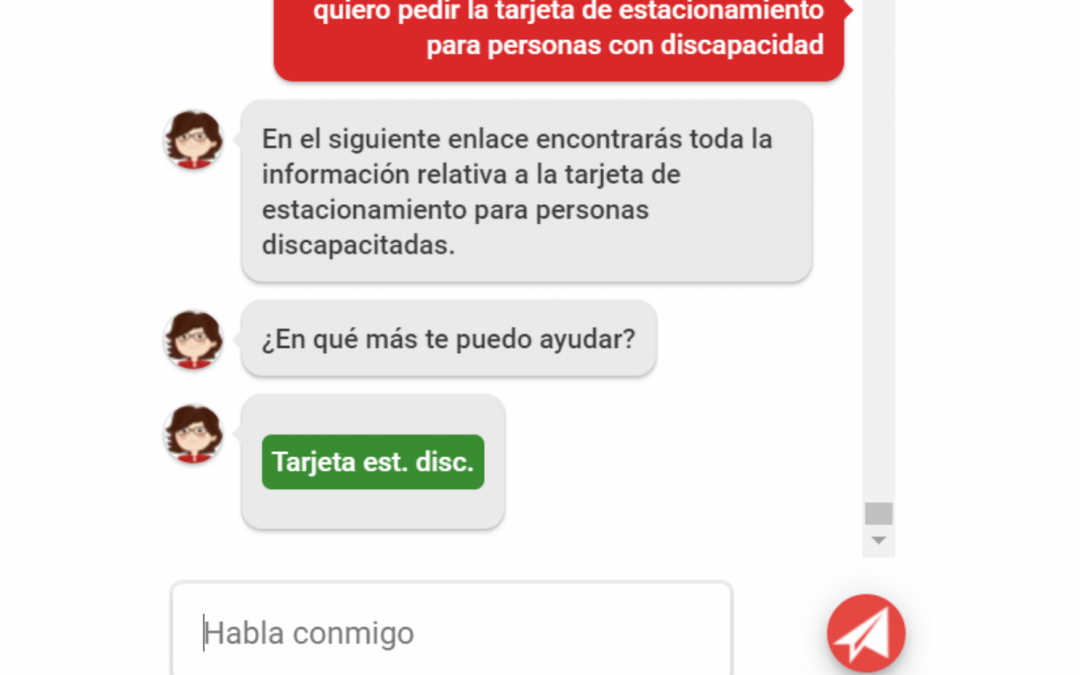 Rosi, chatbot de atención ciudadana del Ayuntamiento de Murcia que lidera los estándares actualmente existentes