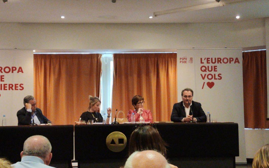 Construyendo la Europa Digital desde lo local (debate)