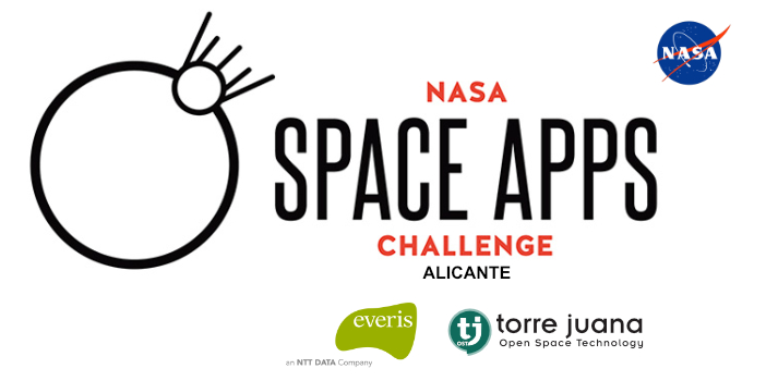 everis y Torre Juana serán la sede de la 'NASA Space Apps Challenge 2019' en Alicante