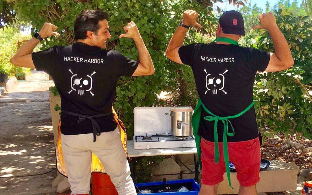 'Lean Paella Challenge' en Torre Juana (FTF XI)