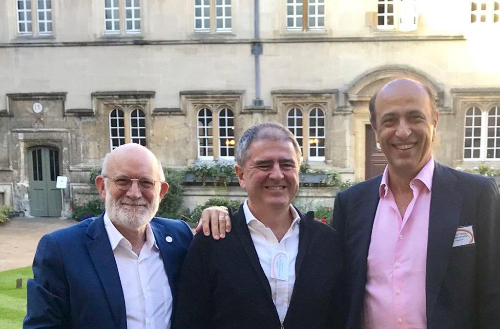 """Congreso de Oxford de la Fundación FIDE: """"IA, Big Data y la economía digital: desafíos y oportunidades"""""""