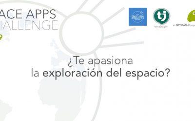 Participa en el NASA International Space App Challenge desde las sedes de everis y Torre Juana OST