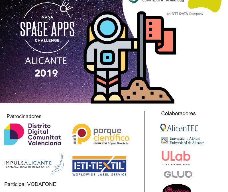 Distrito Digital, Parque Científico UMH e Impulsa Alicante apoyan el reto de la NASA desde everis y TJ-OST