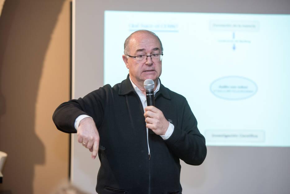 El CERN y otras experiencias como economista: lecciones aprendidas -Fernando Ballestero – (FTF XXII)