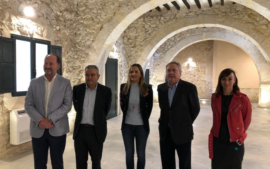 Orihuela: virar hacia la tecnología y el futuro. Jornada de trabajo con el Ayuntamiento de Orihuela