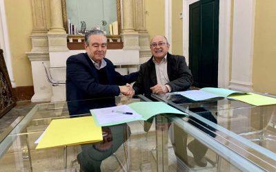 Convenio entre Fundación El Olmo y TJ-OST para potenciar el emprendimiento y el desarrollo tecnológico
