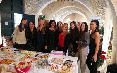 'Navidad Argentina' en Torre Juana con Cookpad