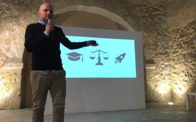 Estudiar un MBA o trabajar en una startup ¿Qué es más interesante? Javier Desantes-FTF XXII