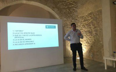 Breve introducción a la IA – Antonio Sánchez Zaplana (FTF XXVII)