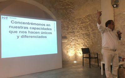 ¿Qué puede adoptar Alicante de Silicon Valley? Antonio Hyder (FTF XXX)