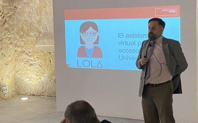Pedro Miguel Ruiz: la transformación digital de la UMU