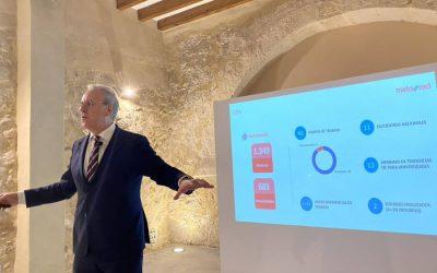 Segundo Piriz: Metared, la gran red tecnológica de Iberoamérica