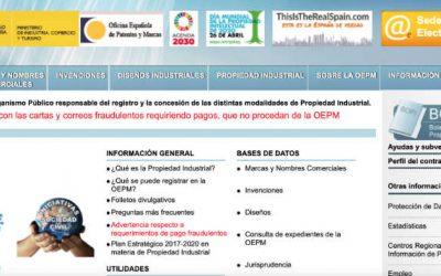 La Oficina Española de Patentes y Marcas incluye a Carina entre sus proyectos solidarios tecnológicos