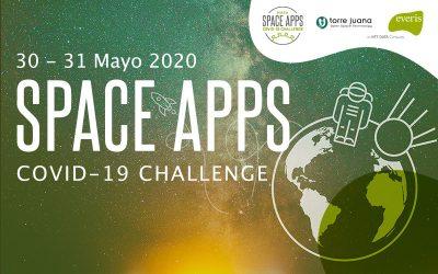 everis y Torre Juana OST unen esfuerzos con las agencias espaciales de EEUU, Europa y Japón para promover soluciones frente a la COVID-19