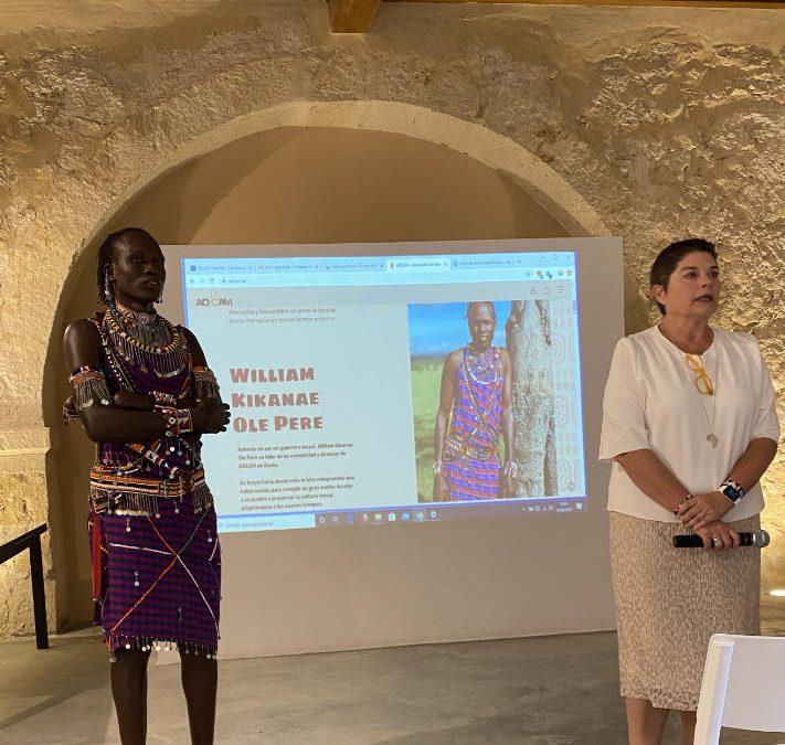 ADCAM presenta en Torre Juana su programa de voluntariado para Octubre