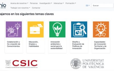 Fomentar el crecimiento de los ecosistemas digitales -INGENIO (CSIC-UPV)