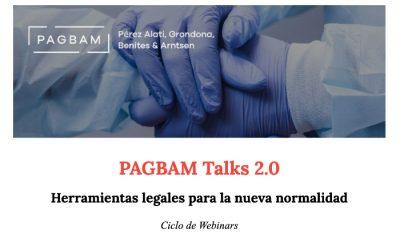 PAGBAM Talks 2.0. -Inteligencia Artificial, realidades y desafíos