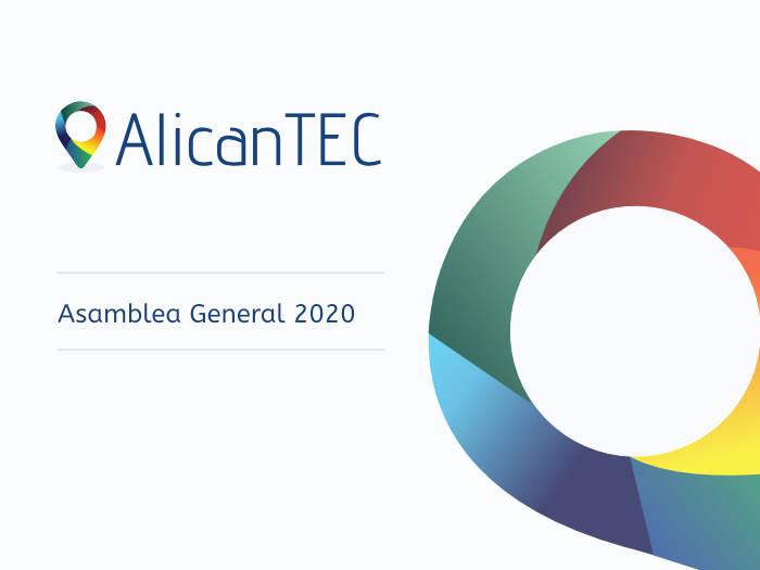 Presentación de la Memoria de AlicanTEC 2020