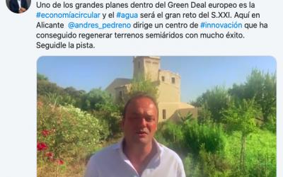El Green Deal de la UE y el proyecto de Farm 45 en Torre Juana