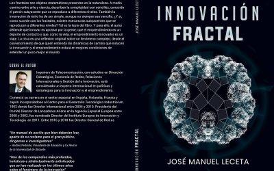 Innovación fractal, el libro de José Manuel Leceta