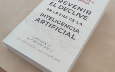 Libro nº 1 en en ranking de ventas de Amazon en Inteligencia Artificial