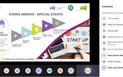 Apuesta de everis por  talento, innovación, emprendimiento e impacto social