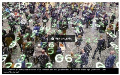 El nuevo objeto de deseo: ser 'IA nation' en vez de 'start-up nation'. Artículo en La Vanguardia