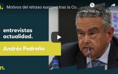 ¿Por qué el retraso europeo y sus consecuencias por el Covid-19? en Negocios TV