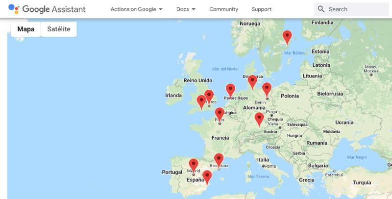 Google selecciona a 1MillionBot como uno de los 11 partners en Europa