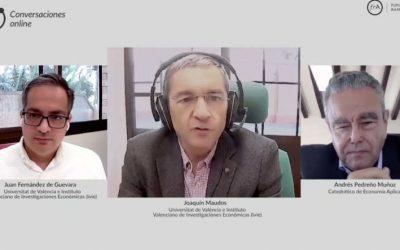 """""""Las ciudades medias son más competitivas en la nueva economía"""" – (IVIE, Fundación Ramón Areces)"""