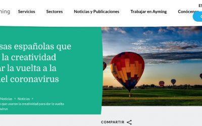 1MillionBot, entre las empresas españolas que  usaron la creatividad para dar la vuelta a la crisis del coronavirus