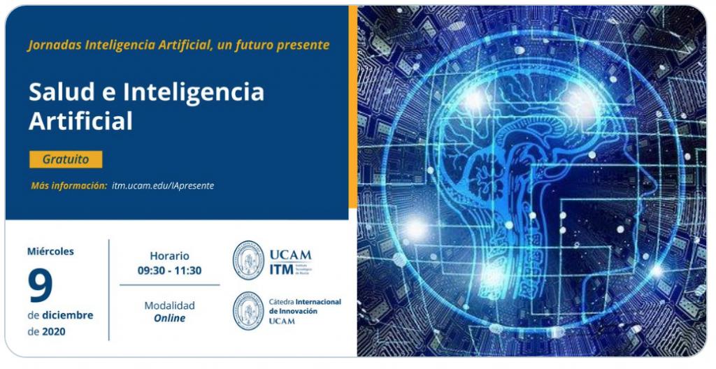 """""""Inteligencia Artificial: un futuro presente"""" en la UCAM"""