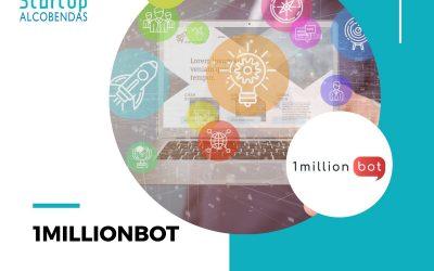 1MillionBot participa en el programa startup Alcobendas
