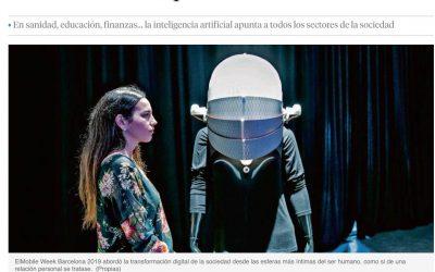«La nueva sociedad que trae la IA» de Lasse Rouhiainen