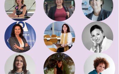 8M: Necesitamos el talento de las mujeres-  Celia Sánchez