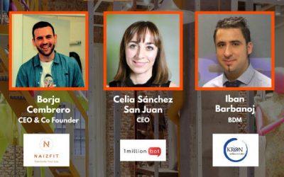 Asociación Española del Retail- 1MillionBot en la 2º Edición del #AERLab 'Promoviendo el talento, impulsando la innovación'