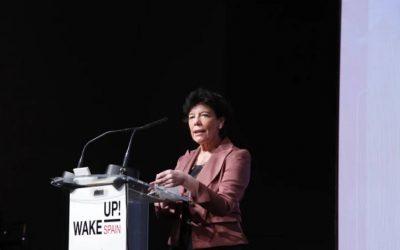 Debate sobre «educación y empleabilidad» en Wake up Spain