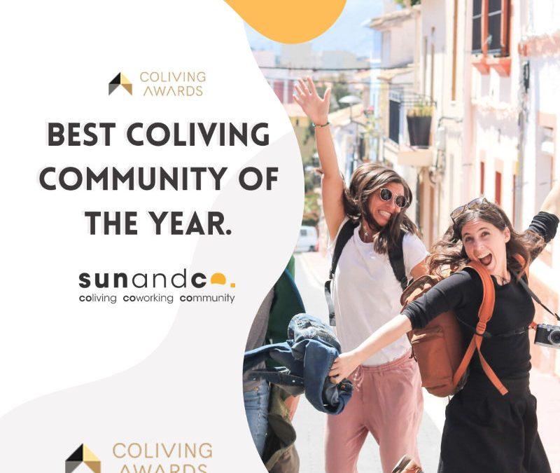 Sun and Co (Javea), espacio conectado con TJ-OST, mejor mejor 'coliving' del mundo