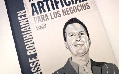 Inteligencia Artificial para los negocios, nuevo libro de Lasse Rouhiainen