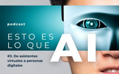 1MillionBot en el podcast de LLYC sobre IA: La calidad de la información que recibes a través de un chatbot es enorme y muy rica