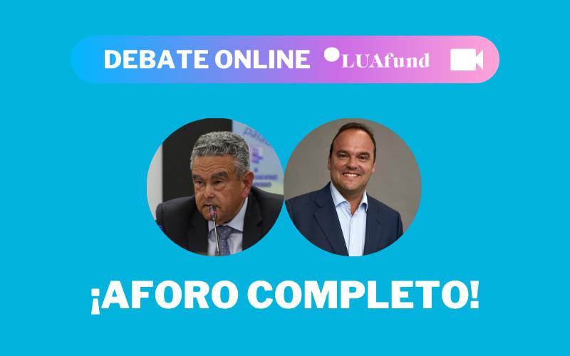 'Debate LUAFund' en torno al emprendimiento y la escalabilidad de las empresas digitales