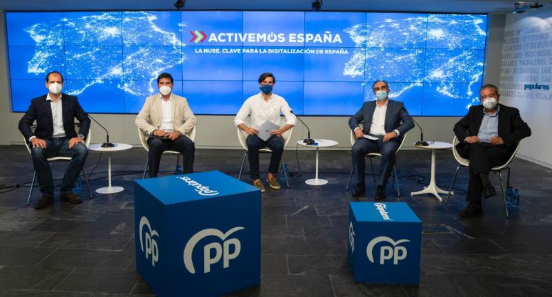 Inteligencia Artificial, Big data y nube: una trilogía para convertir España en líder digital