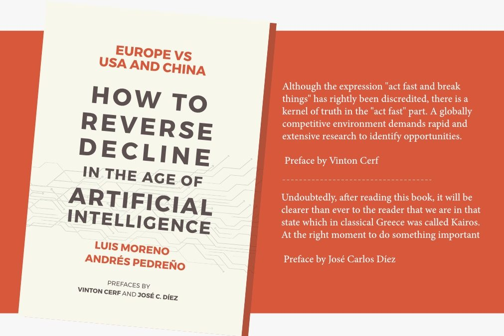 «Europe vs USA and China. How to reverse decline in the age of artificial intelligence»