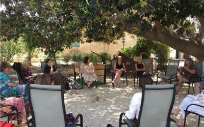 IA con Nerea Luis, invitada por las «20 de Torre Juana» en los debates de talento, tecnología y género