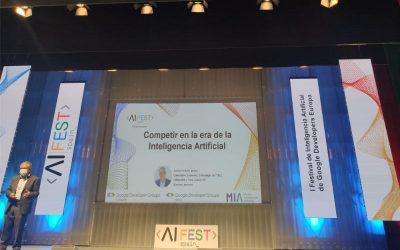 AIFest Cartagena: Más de 50 ponentes de reconocido prestigio nacional e internacional