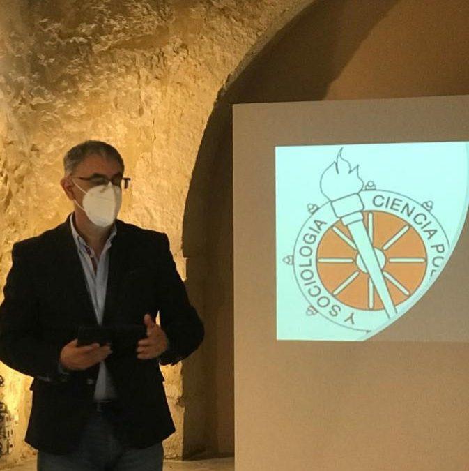 El Colegio de Politología y Sociología de la Comunitat realiza en Torre Juana el acto de renovación de su junta de gobierno
