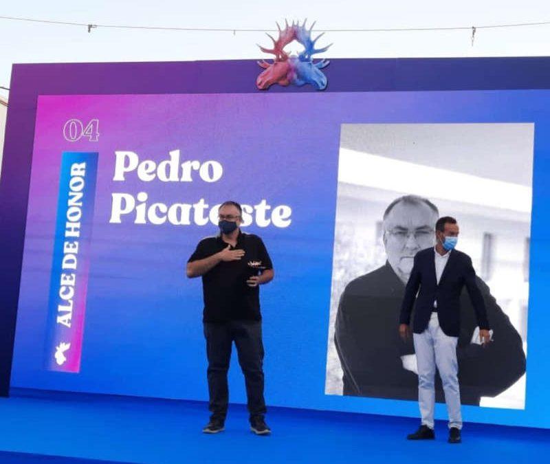 Pedro Picatoste Premio Alce de Honor 2021
